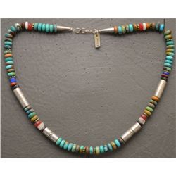 NAVAJO INDIAN CHOKER (SINGER)