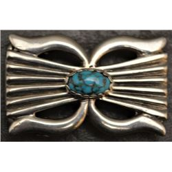 COCHITI INDIAN BUCKLE ( JOE QUINTANA)