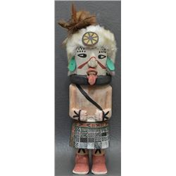 HOPI INDIAN KACHINA (POLEQUAPTEWA)