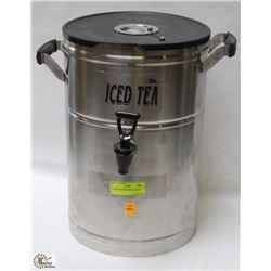 ICE TEA DISPENSER 3 GALLON