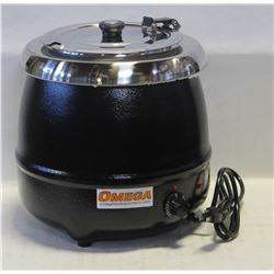 NEW SOUP KETTLE WITH LID 10 LITERS