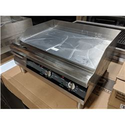 """24"""" COUNTERTOP STAINLESS STEEL ELECTRIC GRIDDLE"""