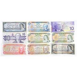 Estate Lot - Bank of Canada Notes. Face 320.00