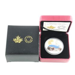 .9999 Fine Silver $20.00 Coin 'Lake Ontario'