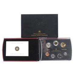 2005 Specimen Coin Set