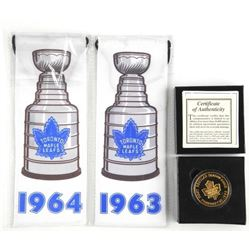 Toronto Maple Leafs - Limited Edition Commemorativ