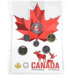 2018 Canada Coin Set from Far and Wide