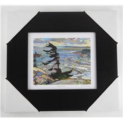 F.H. Varley (1881-1969) Studio Litho Panel, 'Storm