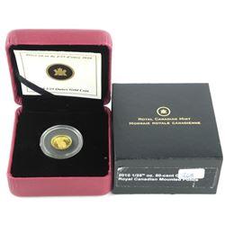 .9999 Fine Pure Gold 50 Cent Coin
