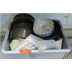 Misc Baking Pans, Bundt Pans, Funnels, etc