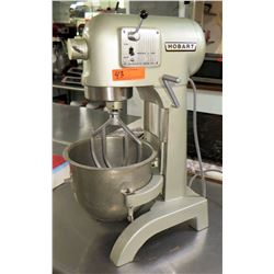 Hobart Model C100 Multi Speed Commercial Mixer & Attachments