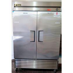 True T-49 2-Door Refrigerator