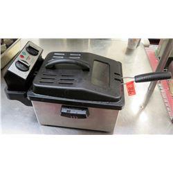 Waring Pro Commercial Countertop Deep Fryer