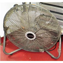 Lasko Industrial Steel Table Top Fan