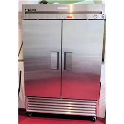 True T-49 2-Door Refrigerator