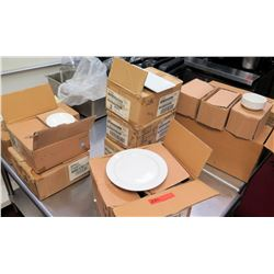 Multiple Cases New Plates Dishes - Dinner Plates, Side Plates, etc