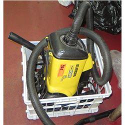 Eureka The Boss 12 Amp Vacuum & Misc Accessories