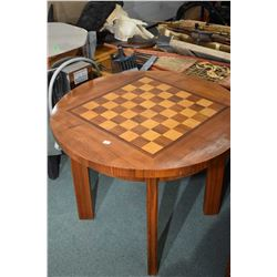 Mid century modern games table