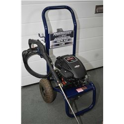 Power Washer by FAIP, gas powered 2200 Psi, 2.1 gpm, 158cc pressure washer