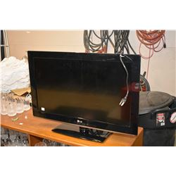 Flat screen television LG Flat screen television Model 32LK330-UB, no remote