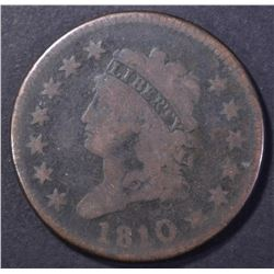 1810 LARGE CENT VG