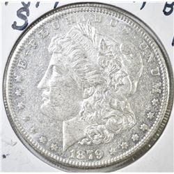 1879-S REV OF 79 BU MORGAN DOLLAR