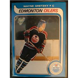 1979-90 O-Pee-Chee Rookie Reprint Wayne Gretzky #18