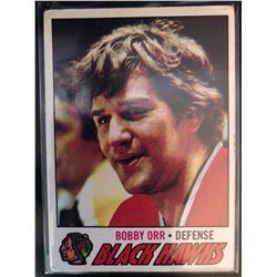 1977-78 Topps Bobby Orr Card #251
