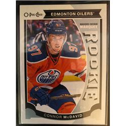 2015-16 O-Pee-Chee Marquee Rookie Connor Mcdavid