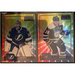 2016-17 O-Pee-Chee Rainbow Color Wheel Boone Jenner