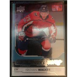 2017-18 Upper Deck Clear-Cut Nathan Walker #223