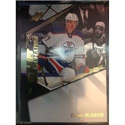 2015-16 SPX Shift Change Connor Mcdavid Rookie Year