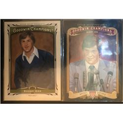 2012 Upper Deck Goodwin Champions Bobby Orr #1, And