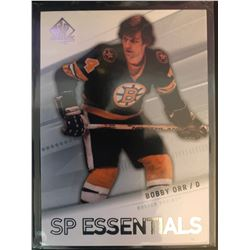 2011-12 SP Authentic Bobby Orr Card #152 SP Essentials