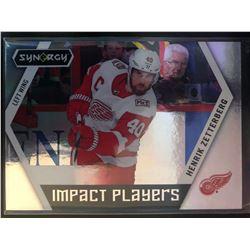 2017-18 Synergy Impact Players Henrik Zetterberg #IP-2