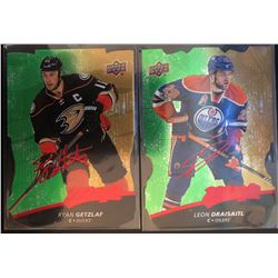 2017-18 MVP Colors And Contours Ryan Getzlaf Level 1