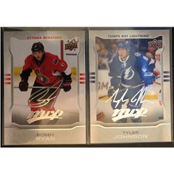 2014-15 Mvp Silver Scripts Tyler Johnson #125, And