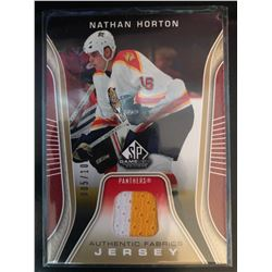 2006-07 Sp Game Used Authentic Fabrics Nathan Horton