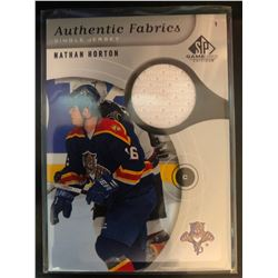 2005-06 SP Game Used Authentic Fabrics Nathan Horton