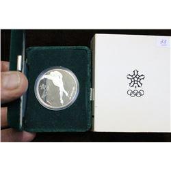 Olympic Twenty Dollar Coin (1)