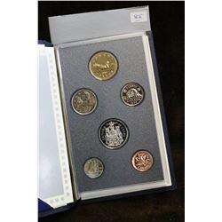 Canada Mint Coin Set