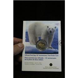 Canada Two Dollar Coin (1)