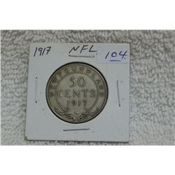 Nfld. Fifty Cent Coin (1)