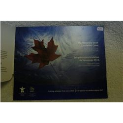 Canada Olympic Coin Set (17 pcs)