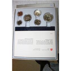 Canada Specimen Coin Set (1)