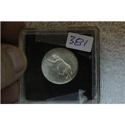 Canada Twenty-five Cents (1)