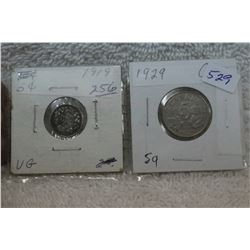 Canada Five Cent Coin (2)