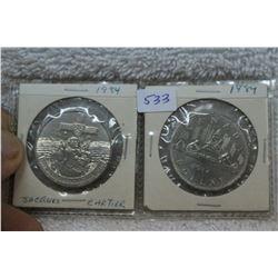 Canada One Dollar Coin (2)