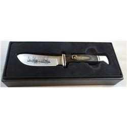 """Buck DU 4"""" skinner knife, Model 103 USA, NIB"""