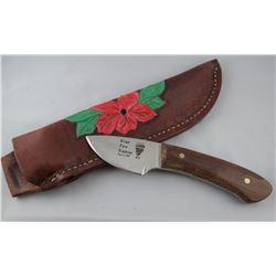 """Bear Paw, Havre, MT wood handle, 2 3/4"""" blade"""